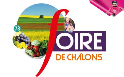 30 août 2019 – Un stand GECLER à la Foire de Châlons