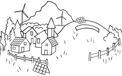 Une politique énergétique pour plus de projets d'énergie renouvelable