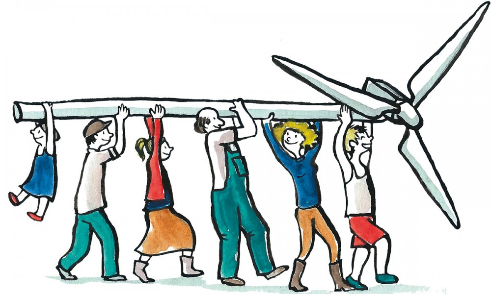 Société des communs ou individualisme forcené ?