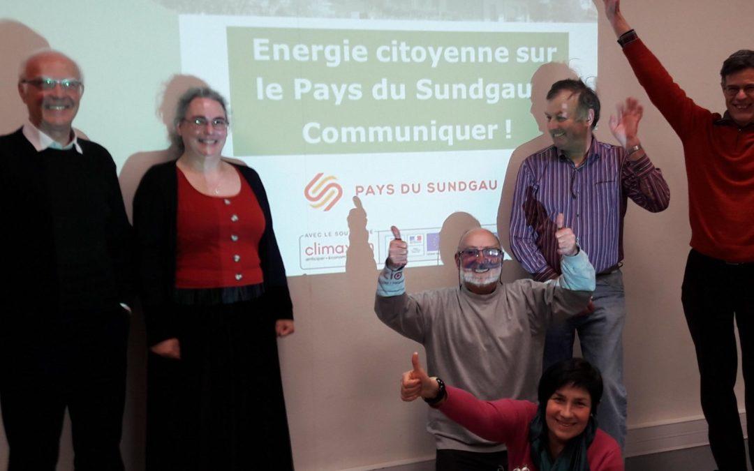 ECiSun – Energie Citoyenne du Sundgau